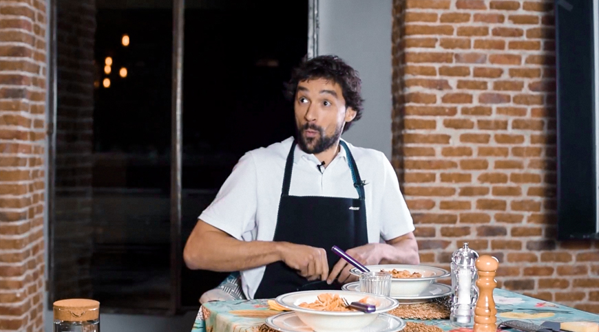 Sergio Llull Makingof